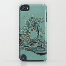 Kissing The Wave Slim Case iPod touch