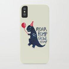 I am a Party Pooper iPhone X Slim Case