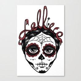 Lelleco Canvas Print