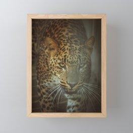 Predator Framed Mini Art Print