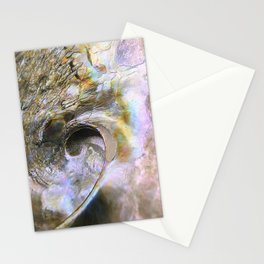 Abalone Portrait Stationery Cards