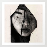 asian Art Prints featuring Asian by Ritchelly Oliveira