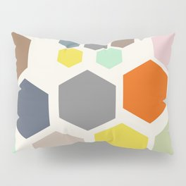 Honeycombs Pillow Sham