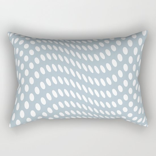 Waving - Optical Game 27 Rectangular Pillow