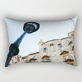 Casa Batlló Rectangular Pillow