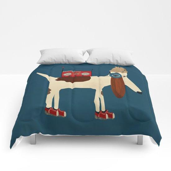 bootleg beagle  Comforters
