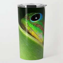 Eyes in the Grass Travel Mug