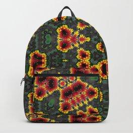 Garden gerbera Backpack