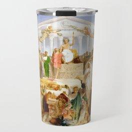 Jean-Léon Gérôme The Age of Augustus, the Birth of Christ Travel Mug