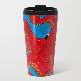 Octo a la Sharpie Travel Mug