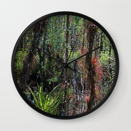 IN a Parallel Universe Wall Clock
