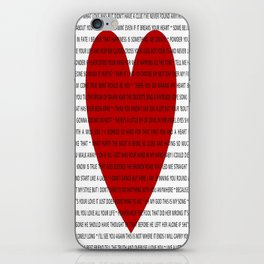 Country Love  iPhone Skin