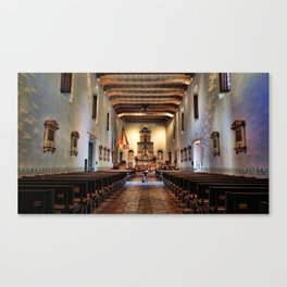 Adoration Canvas Print