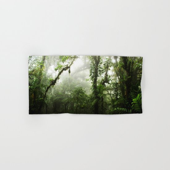 Cloud Forest Hand & Bath Towel