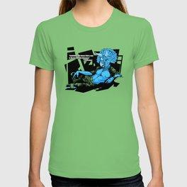 Amphibian DNA - Triceatops T-shirt