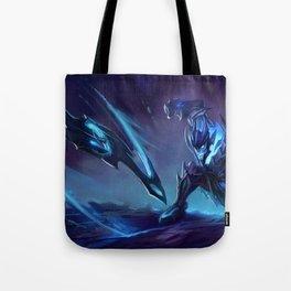 Soul Reaver Draven League Of Legends Tote Bag