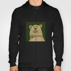 Kodiak Bear Hoody