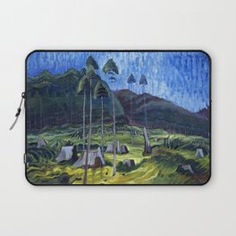 Odds And Ends Emily Carr Laptop Sleeve