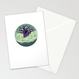 Interior Landscape II Stationery Cards