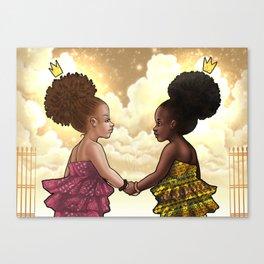 Shades of Sisterhood Canvas Print