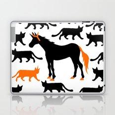 Cat Unicorn Laptop & iPad Skin