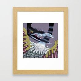 SnipSnip Framed Art Print