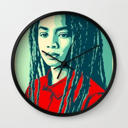 women's march on Washington Wall Clock