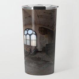 Decrepit Church built in 1897 Travel Mug