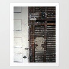 Ghost no. 3 Art Print