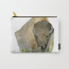 Buffalo Carry-All Pouch