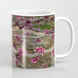 Eastern Redbud Branch Coffee Mug