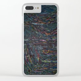 FUCK Clear iPhone Case