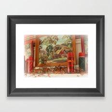 Autumn Moments Framed Art Print