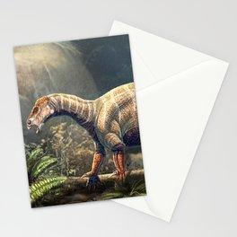 Iguanodon Bernissartensis Restored Stationery Cards