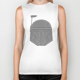 The Dark & The Light : Boba Fett Biker Tank