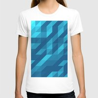 polygon T-shirts featuring Polygon Five by Jambot