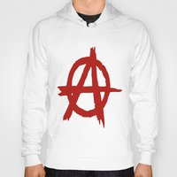 sons of anarchy Hoodies featuring Anarchy by ArtSchool