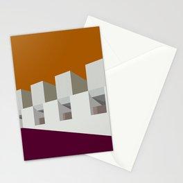 Modernist House Stationery Cards