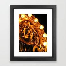 You Jest? Framed Art Print