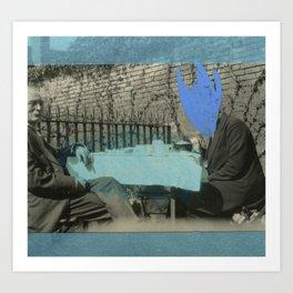 Tempi Residui - C10 - 010 Art Print