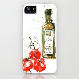 Cucina italiana iPhone Case