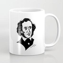 Felix Mendelssohn Coffee Mug