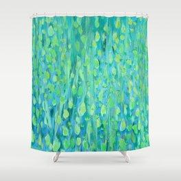 rain rain Shower Curtain