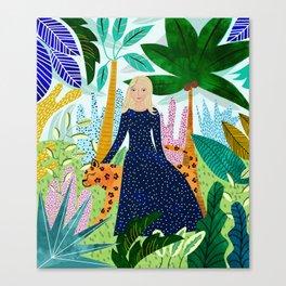 Safari #society6 #decor #buyart Canvas Print