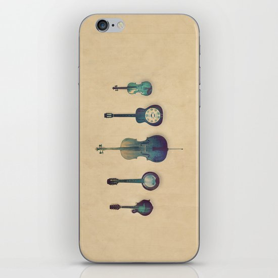 Good Company iPhone & iPod Skin