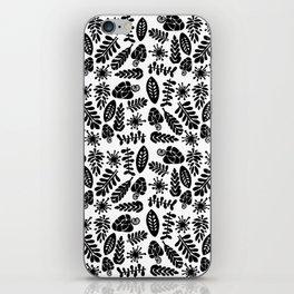 Cashew Pattern iPhone Skin