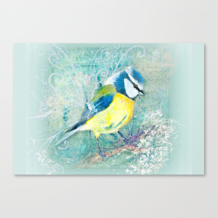 Morning air Canvas Print