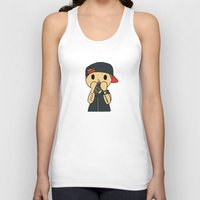 liam payne Tank Tops featuring Liam by clevernessofyou