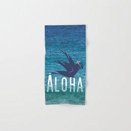 Aloha Hand & Bath Towel