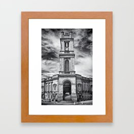 Edinburgh Architecture Framed Art Print
